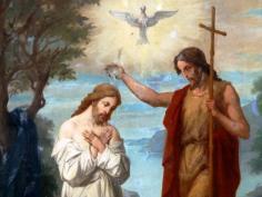 Baptme du seigneur