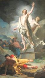 Lal resurrection du christ